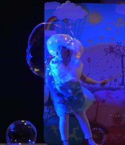 Spectacle Color et Moi bulles crèches