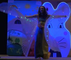 Spectacle musique danse, cirque, magie crèche RAM