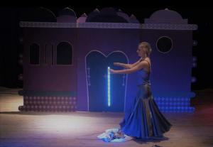 Spectacle contes jeune public cirque, magie, musique
