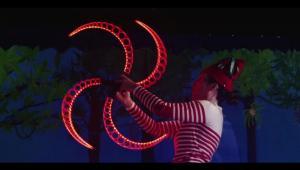 buugeng spectacle jeune public  cirque