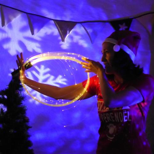 spectacle Noel jeune public féerique